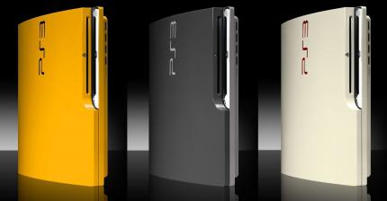 PlayStation 3 Slim ColorWare