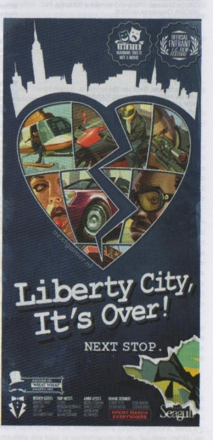 Liberty City is over!