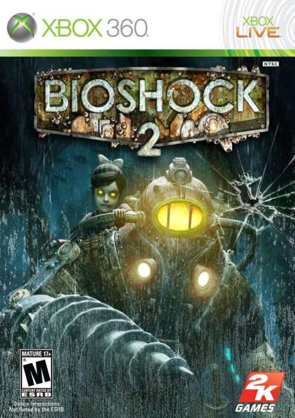 Bioshock 2 is most anticipated game release for 2010