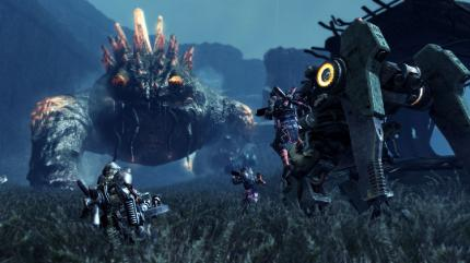 Lost Planet 2: Capcom arbeitet am ersten Patch