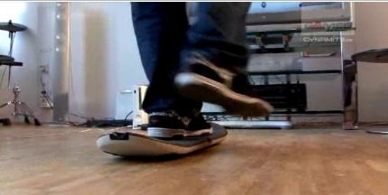 Fun-Video: Der Controller aus Tony Hawk Ride als echtes Skateboard