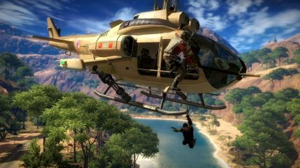 Kurios: LOST-Insel in Just Cause 2 entdeckt