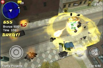 GTA: Chinatown Wars - iPhone
