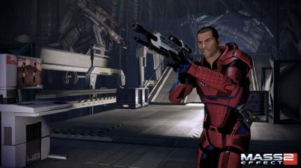 Review von Mass Effect 2 in der Games Aktuell 02/10 (am Kiosk)
