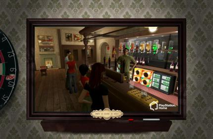 The London Pub (PlayStation Home)