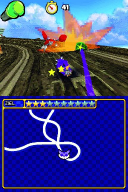 Sonic und Sega All Star Racing
