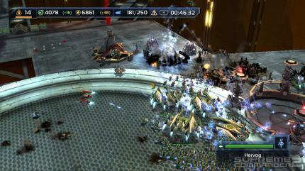Supreme Commander 2: Nachtest der Xbox 360 Version