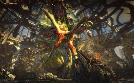 Bulletstorm: Gameplay-Videos und HD-Screenshots - Update: gamescom-Präsentation jetzt als HD-Video