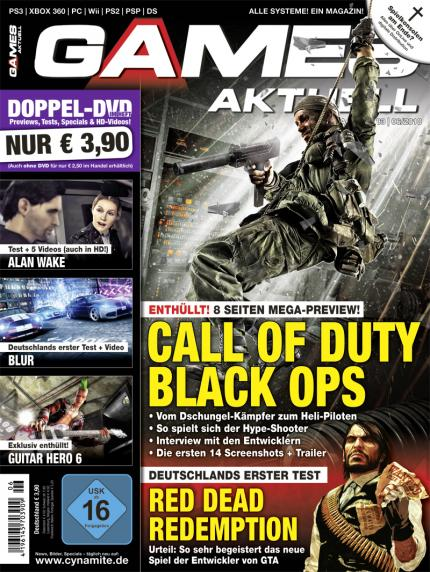 Call of Duty 7 - Black Ops: Amerikanischer Comedian zockt Black Ops
