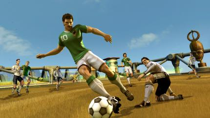 Pure Football: Exklusive Screenshots, ein Gameplay-Video und unser Ersteindruck
