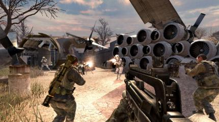 Call of Duty - Modern Warfare 2: Resurgence Pack erschienen - vorerst nur für Xbox 360