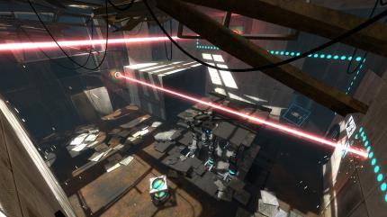 Portal 2: Video-Blowout - Update: Tolle Screenshots von der gamescom 2010