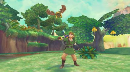 Legend of Zelda Skyward Sword: Nintendo erklärt die Wahl der Cel-Shading-Optik