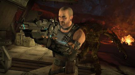 Red Faction Armageddon: Walkthrough der gamescom-Demo mit deftiger Action (HD-Qualität)