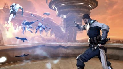Star Wars: The Force Unleashed 2: Demo erscheint noch vor Release