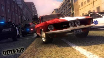 Driver San Francisco: Erste Infos, Screenshots, E3-Trailer, - Update: Release erst 2011