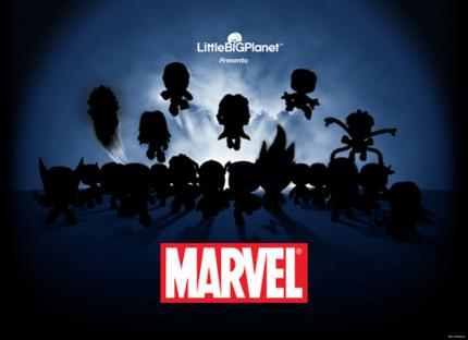 LittleBigPlanet: Schlüpft mit dem Marvel Costume Pack in die Outfits von Wolverine & Co