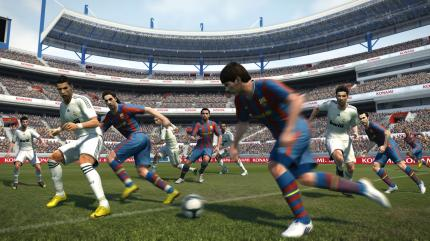 Pro Evolution Soccer 2011: Video-Leak zeigt Spielszenen