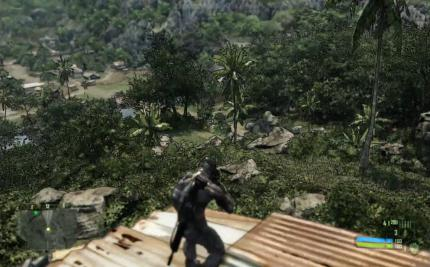 Crysis: Coole Mod zeigt Crysis in Cel-Shading-Optik