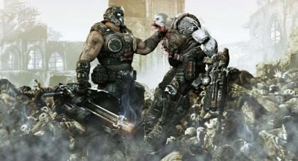 Gears of War 3: Neue Ingame-Screenshots zeigen brutale Monster-Abfertigung