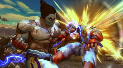 Street Fighter X Tekken: gamescom-Europa-Premiere mit Bildern - UPDATE: Trailer zum Event