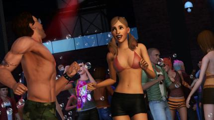 Die Sims 3 Late Night: EA stürzt die Sims mit neuem Add-On ins Party-Getümmel