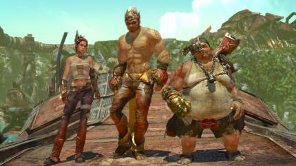 Enslaved: Odyssey to the West