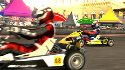 Kart-Feature in GT5