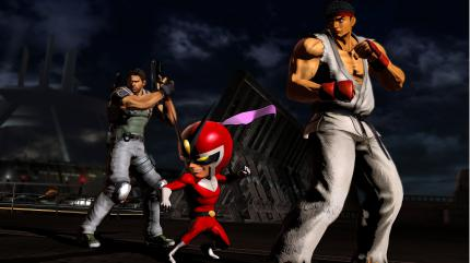 Marvel vs Capcom 3: Fate of Two Worlds im Test - Screenshots aus dem Beat 'em Up. (4)