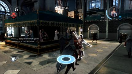 Assassin's Creed: Brotherhood - Test des Mehrspieler-Modus