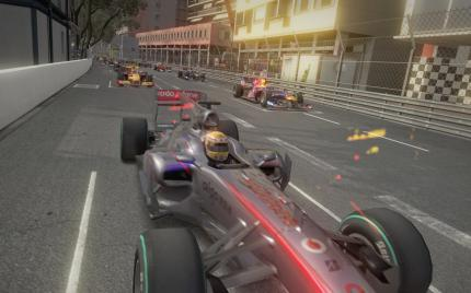 Schrottreif: Video zeigt 50 Crashes in F1 2010