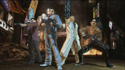 Yakuza: Of the End - die Protagonisten!
