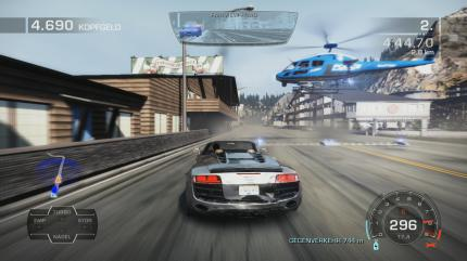 Need for Speed: Hot Pursuit - tolles Tempogefühl!