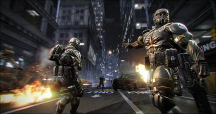 Crysis 2: Themenwebseite bei PC Games Hardware