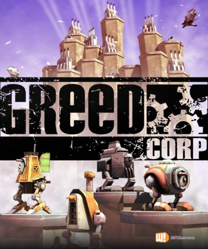 Greed Corp - Leser-Test von TheEnemy_Inside