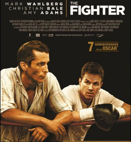 The Fighter Filmplakat