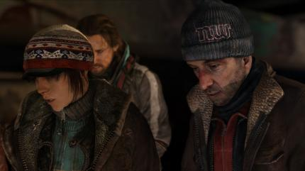 Beyond Two Souls: Keine Quick-Time-Events?