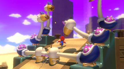 Super Mario 3D World - Bilder aus dem Wii U-Hit. (6)