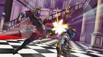 Bandai Namco Festa 2016: JoJo's Bizarre Adventure: Eyes of Heaven.