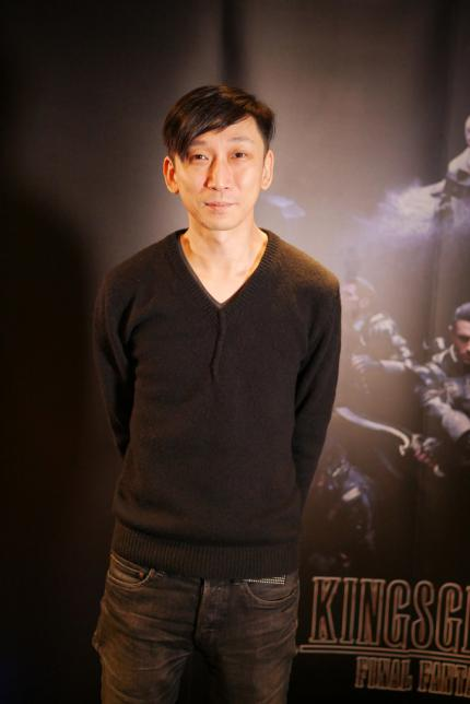 Takeshi Nozue: Der Director des Animationsfilms Kingsglaive betreute bereits den Streifen Advent Children.