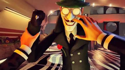 We happy Few: Distopische Zukunft. (PC)
