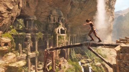 Viele Komfort-Funktionen: Rise of the Tomb Raider