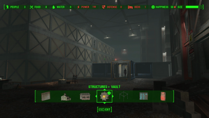 Fallout 4: Vault-Tec-Workshop angespielt - Fallout Shelter in 3D. (5)