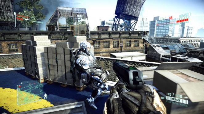 Crysis 2 - Leser-Test von Official-Beta-Tester