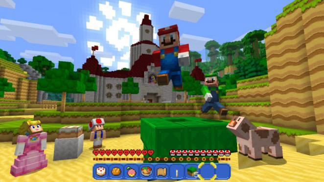 Minecraft Unser Test Für NintendoSwitchHandwerker Gamesaktuell - Minecraft spiele filme