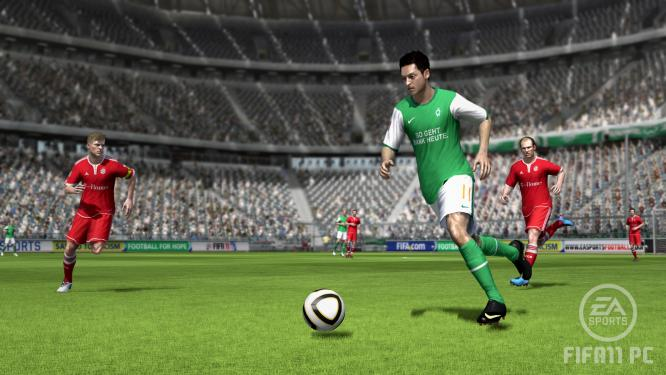 Download patch FIFA 2011 xbox.