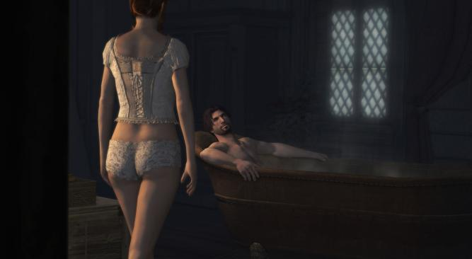 80. 28. 1182d ago. Assassin's Creed Brotherhood Sex scene unveiled.