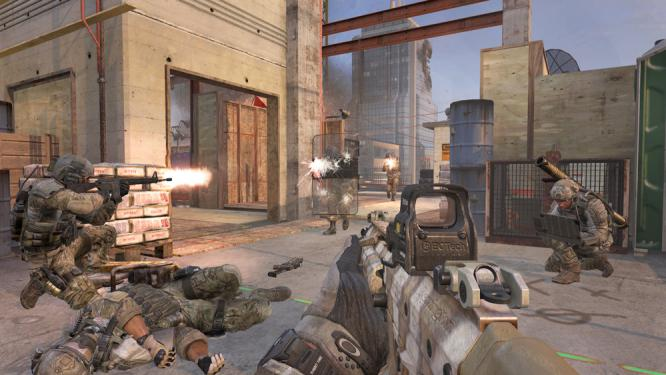 Бесплатный доступ к сетевому режиму игры Call of Duty: Modern Warfare 3. ca