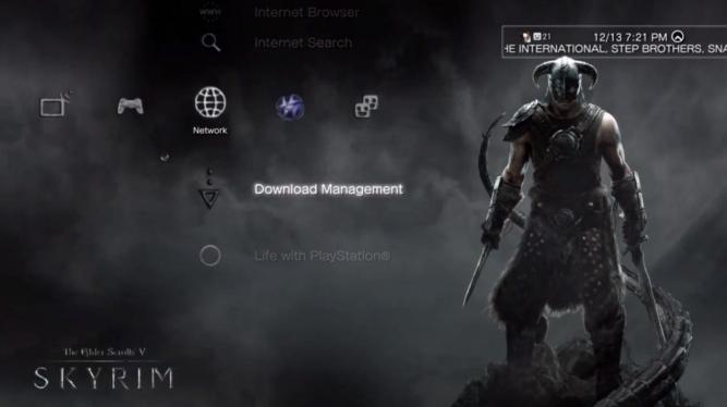 What theme/wallpaper do you use on your PS3? - PlayStation ...