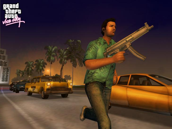 IN GTA: Vice City seid ihr mit Tommy Vercetti in Miami unterwegs.